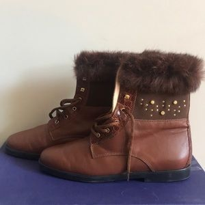 Paolo Italian Boots NWOT